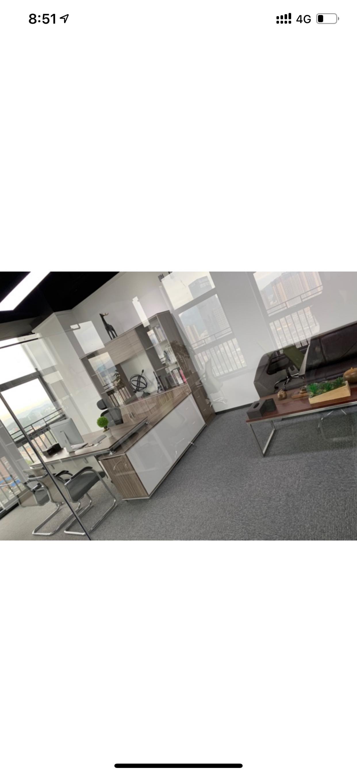 横岗永湖地铁口边甲级写字楼2000平米大小分租