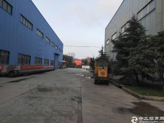 湖北鄂州分租钢构厂房