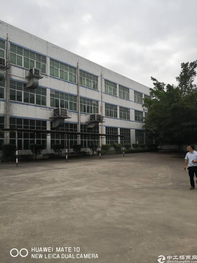 高速口红本独院厂房14500平含宿舍