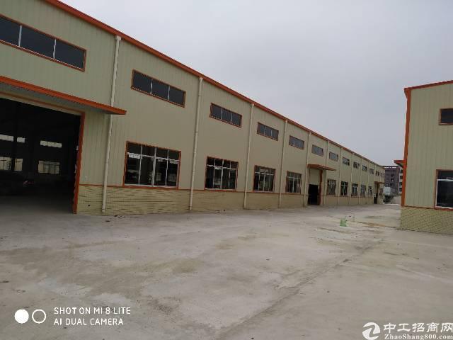 2500平方钢构厂房,滴水10米带牛角位,只要12块,12块