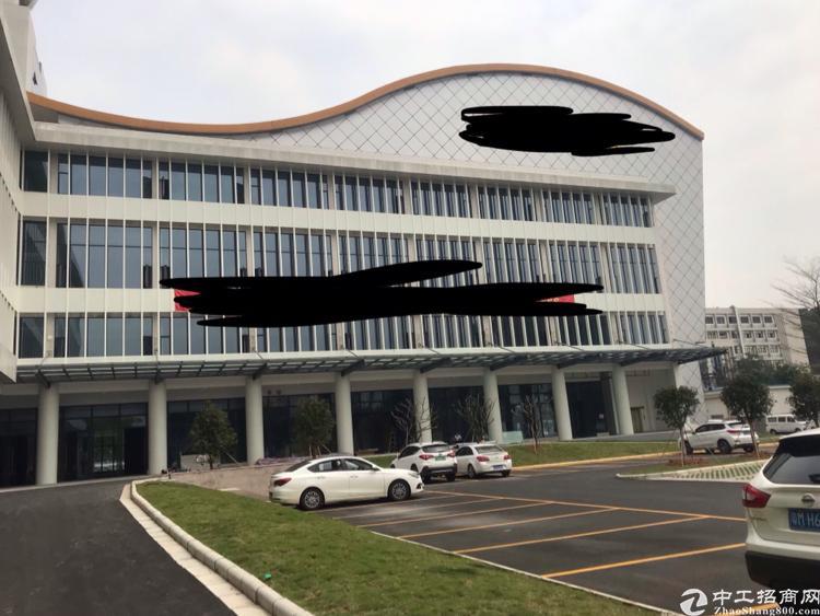 广州天河智慧城高普路附近花园式写字楼100平简装