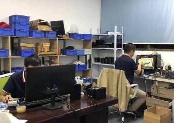 龙华天虹附近新出楼上600平精装修无转让费办公室加小仓库图片6