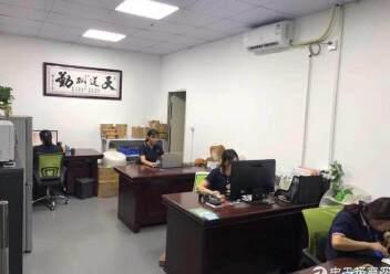龙华天虹附近新出楼上600平精装修无转让费办公室加小仓库图片1