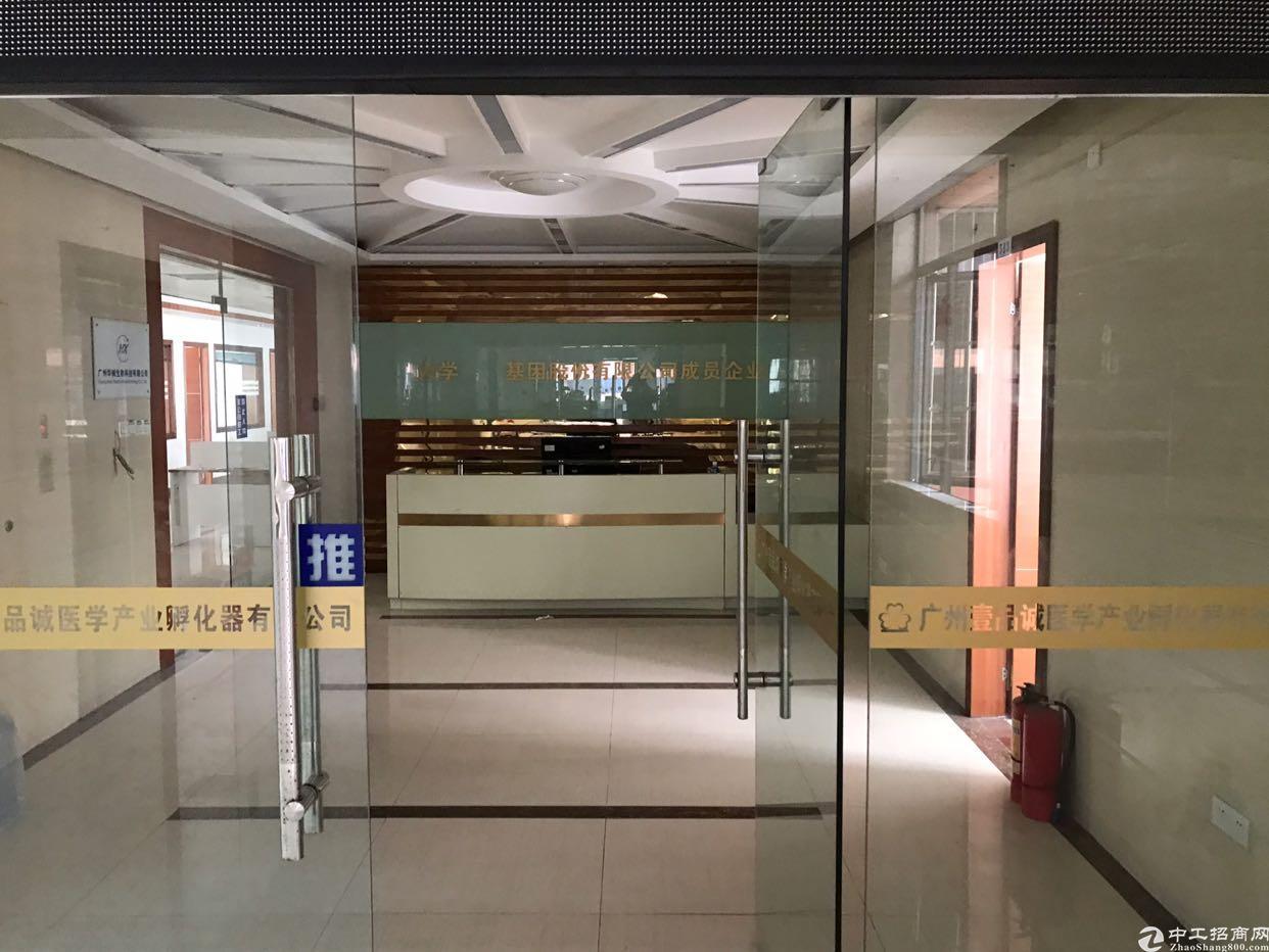 广州市天河区科学大道附近豪华装修写字楼200平出租