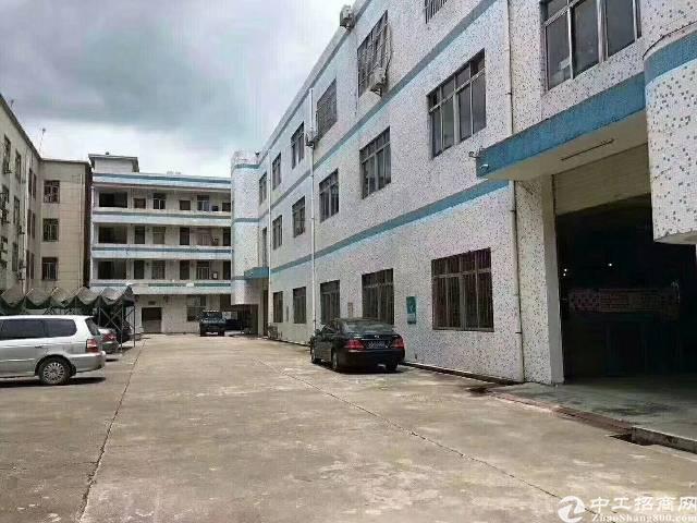 惠城区马安独门独院厂房1.2楼招租,带装修