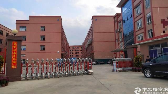 独院厂房3万平米可分租,宿舍按需,急租