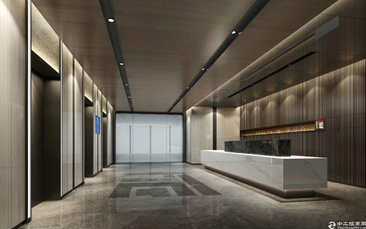 南山后海腾讯总部旁赛西科技大厦256-2000平出租