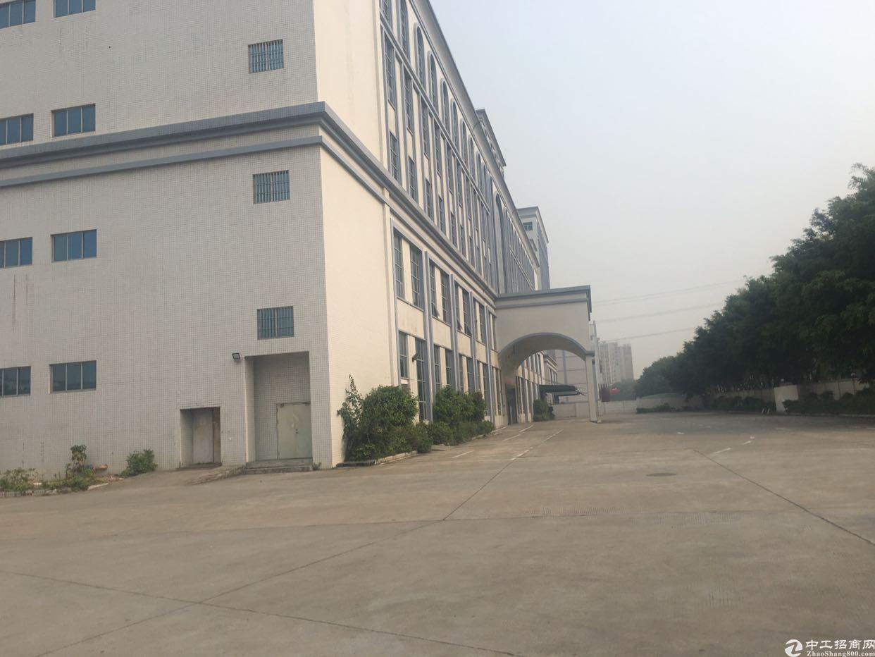 沙井芙蓉工业区独门独院厂房7000平出租