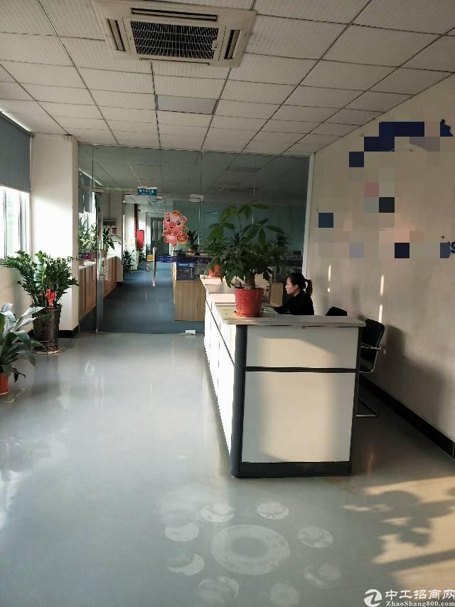松岗燕川新出原房东实际面积红本厂房2楼2150平方米带精装修