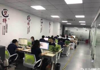 龙华天虹附近新出楼上600平精装修无转让费办公室加小仓库图片3