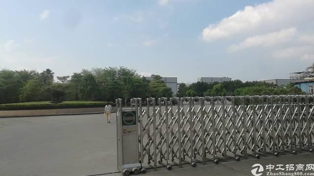 惠城区陈江台湾佬花园式厂房出售。