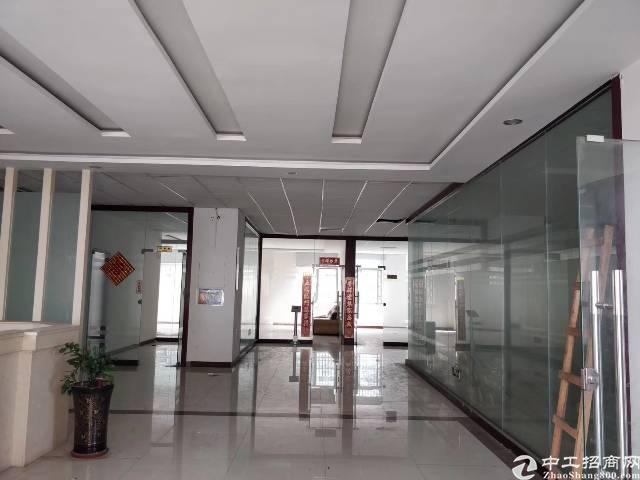 松岗罗田高速出口精装修二楼厂房出租