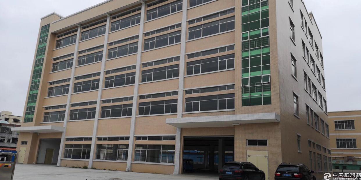 东莞市企石镇全新独院标准厂房出租8970平方