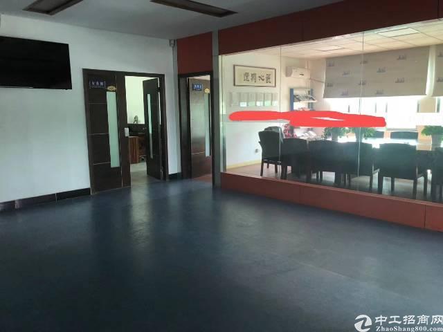 沙井黄埔原房东二楼整层1350平方实际面积招租