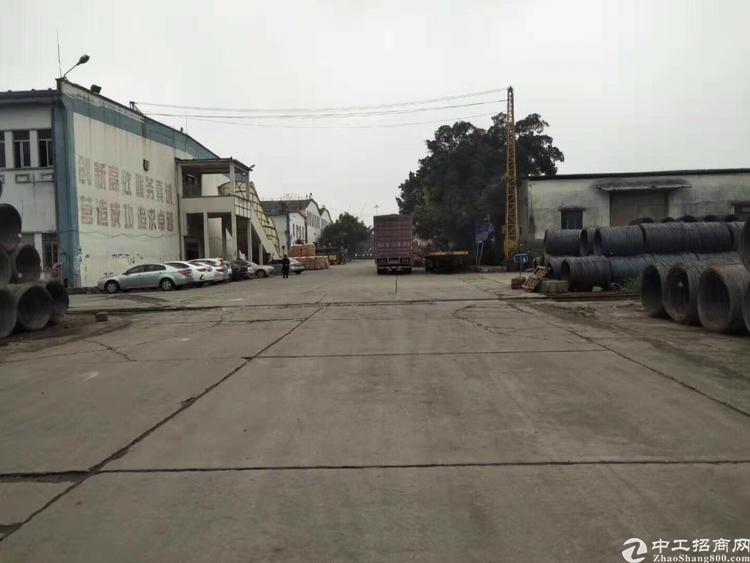 广园快速路口3800平仓库出租