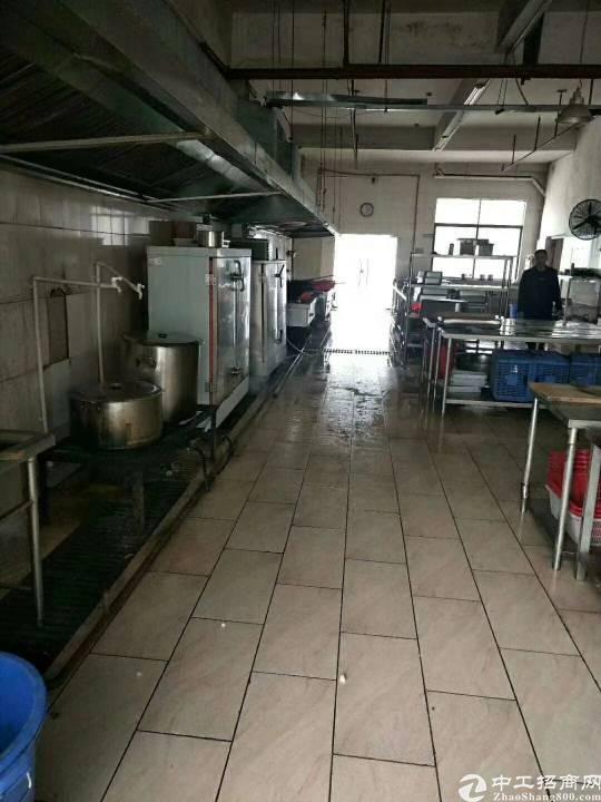 惠阳新出二十万平米工业园饭堂招租,园区人数3000条件非常好