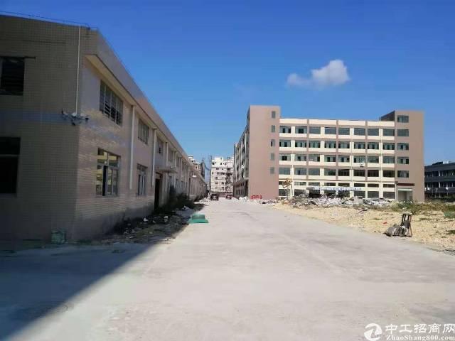 惠州市惠阳区沙田新出原房东红本工业园一楼标准厂房1278平方