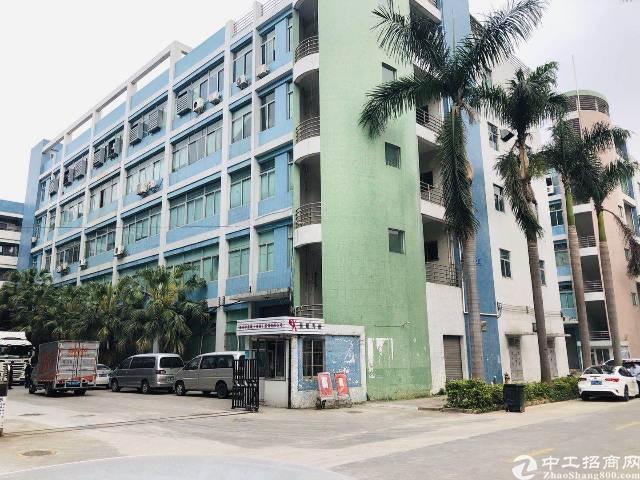 六约埔厦工业区1楼1500平方3楼1500平方厂房仓库出租