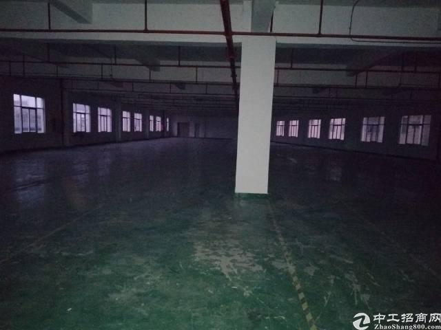 仲恺平南高速出口附近楼上大面积厂房出租