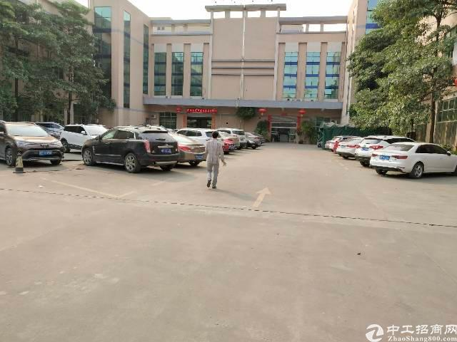 长安镇乌沙新出一楼整层精装修厂房高度六米五