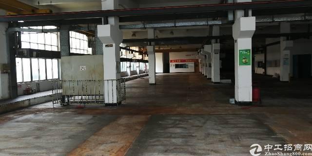 石岩新出可以办环评的独门独院原房东红本厂房