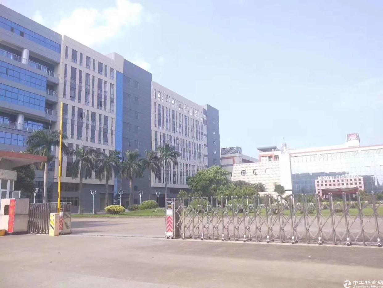 惠阳区沙田镇工业区红本标准厂房出租35000平方一楼带牛角