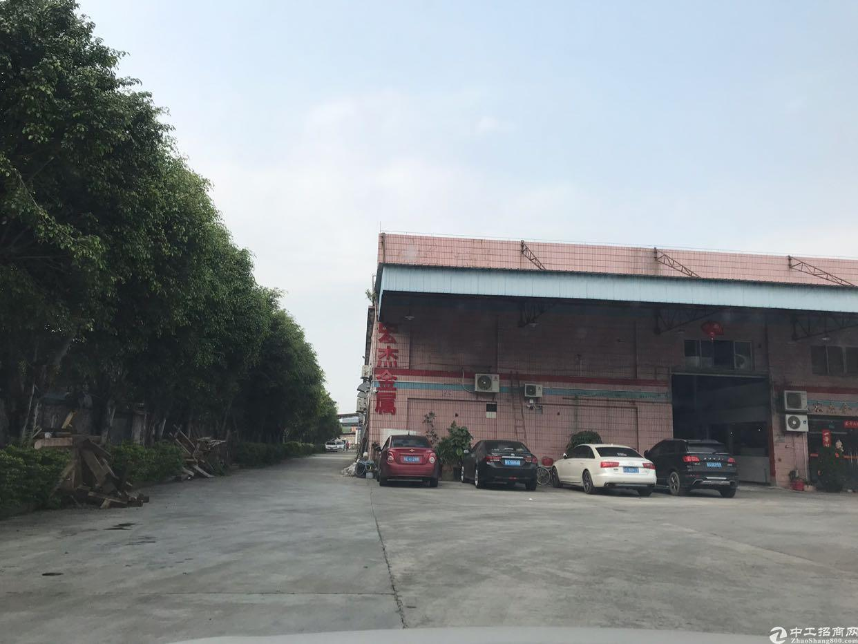 万江国有证6000平方厂房出售