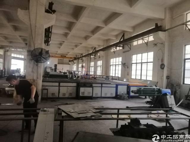 望牛墩独门独院厂房单一层4000平方