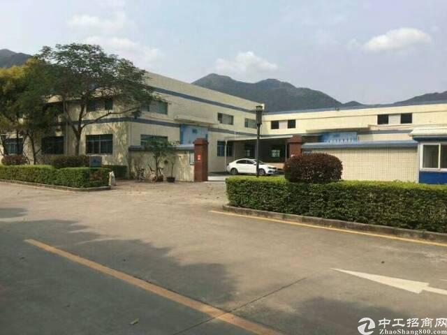 平湖海吉星附近独门独院2000平方米钢构厂房招租