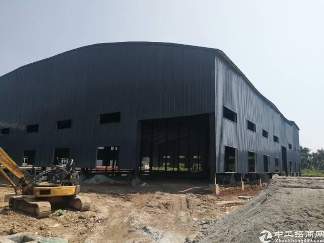 水口镇新空出钢结构独门独院厂房出租五千平方