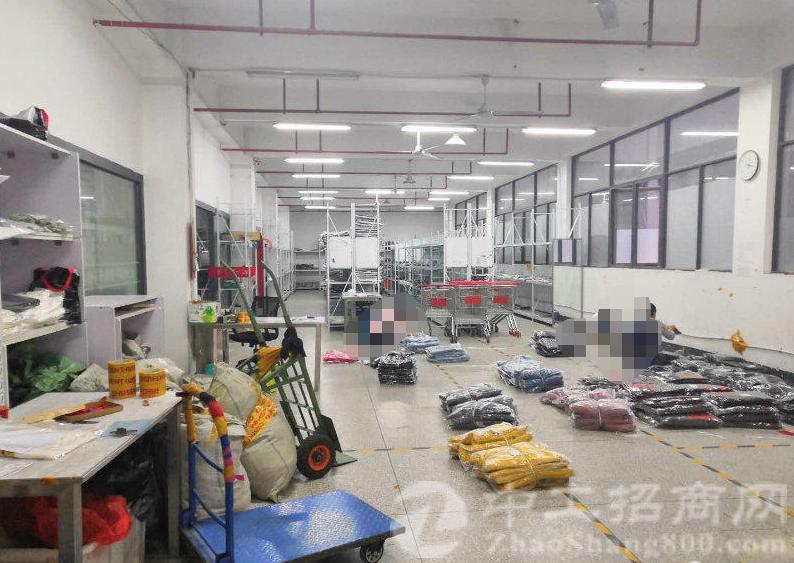138工业区二楼400平电商仓库出租打包价6000