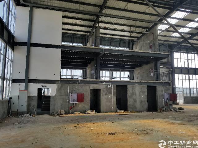 全新,全新,全新,带办公室4500m²厂房招租