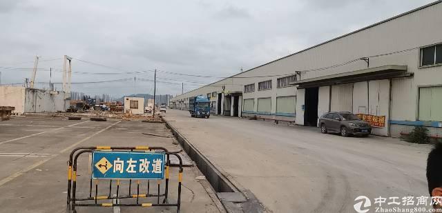 惠州大亚湾新出原房东钢构6000平米仓库出租空地大