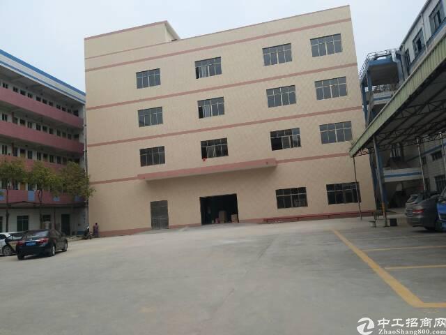 水口新建成标准独栋厂房出租约九千平方工业区内
