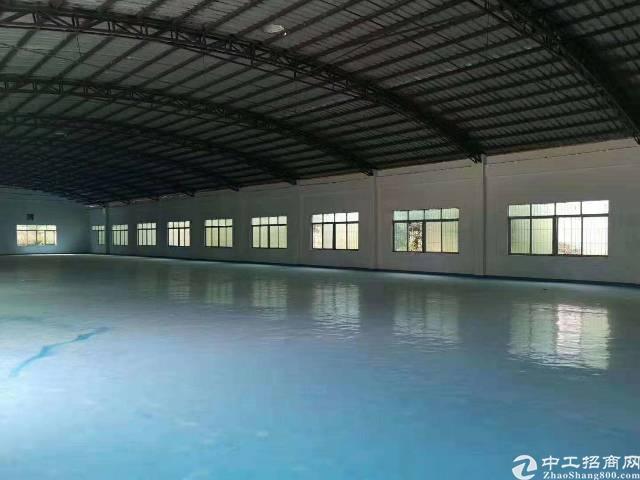 东莞南城工业区厂房3000平方厂房出租精装修厂房出租