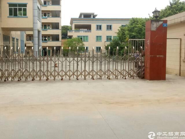 东莞横沥镇标准厂房独门独院