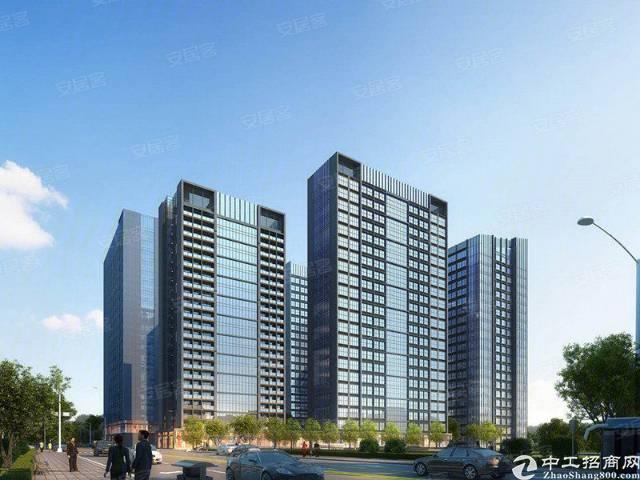 深圳在售的公寓和办公产品的单价2字头起