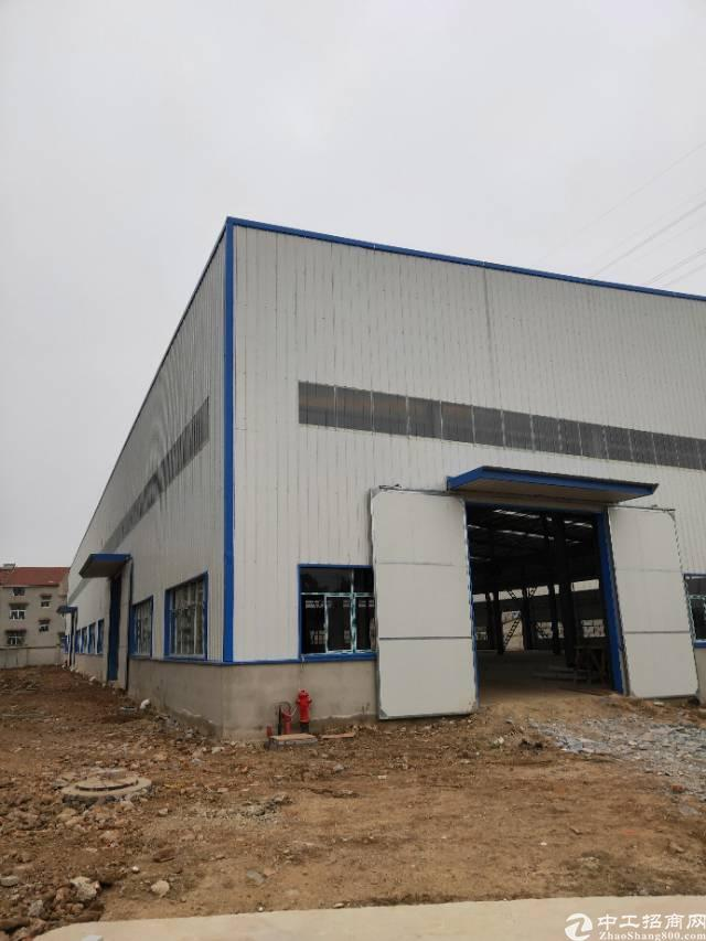 葛店经济开发区新建独院单一层招商交通便利有蒸汽管道