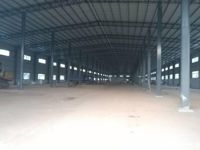 东莞清溪新出原房东独院单一层钢构7000平米