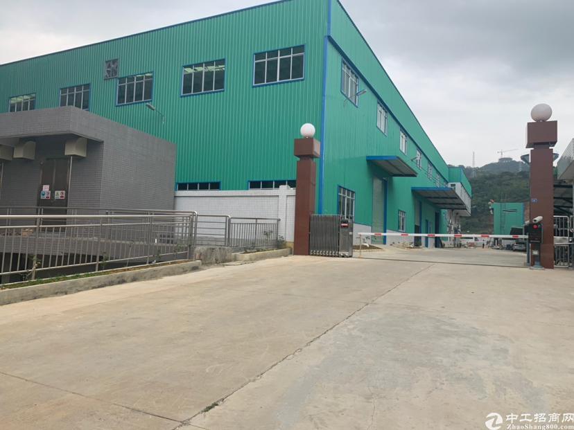 清溪镇刚新出原房东一至二楼钢结构厂房