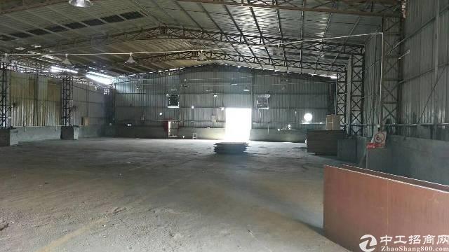 惠州市良井官田工业区独院钢构13000平方出租