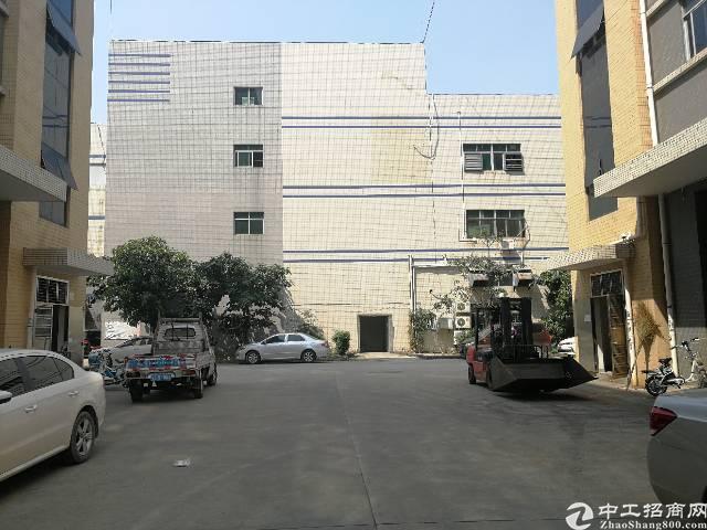凤岗镇雁田新出带办公室、地坪漆标准厂房二楼1500平
