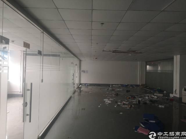凤岗凤深大道边4500平米原房东独院厂房出租