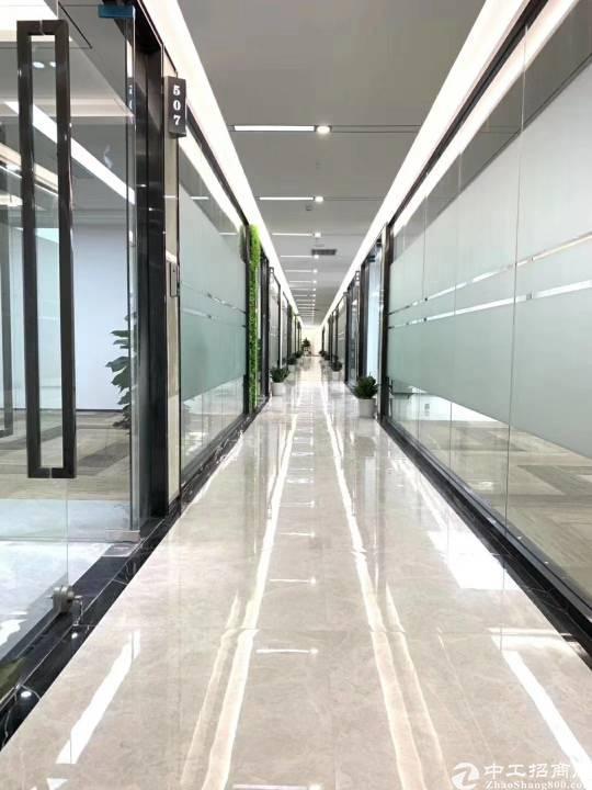 龙华清湖地铁口全新装修电商创客园1000平大小可分100平租