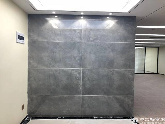 出租龙华地铁口甲级写字楼560平豪华装修