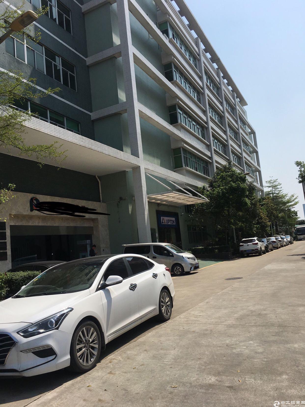 黄埔东区开创大道红本办公室出租,证件齐全7000平大小分租-图2