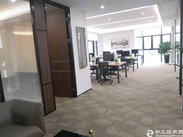 龙岗天安数码城890平精装修办公室出租