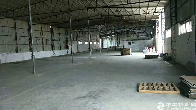 惠州市良井官田工业区独院钢构13000平方出租-图4