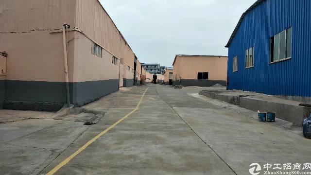 惠州市良井官田工业区独院钢构13000平方出租-图3