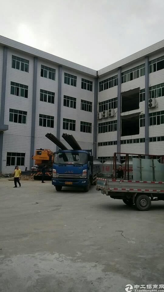 实业客户分租标准重工业一楼厂房
